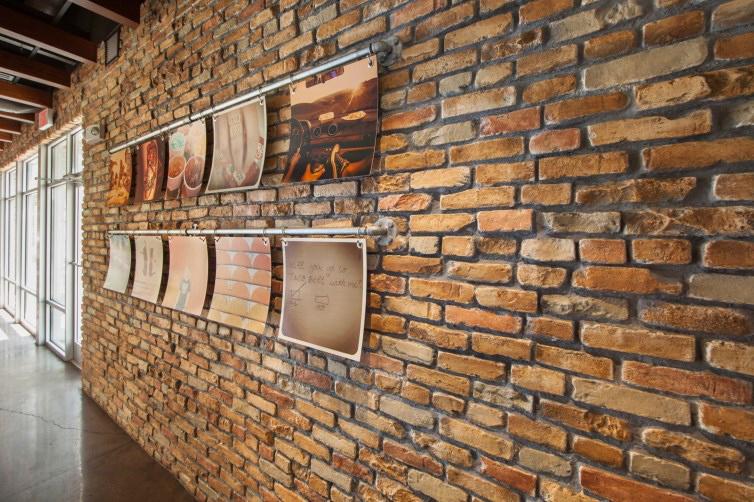Brick Interior Wall